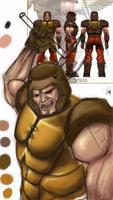 Quake Ranger WIP by Stahl-Schatten