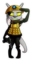 Dalek by CassieThomas