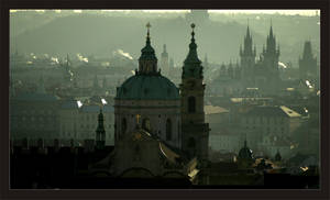 Prague by K4CHN1CK4