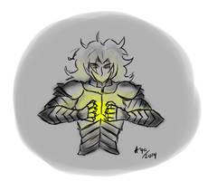 Armor Guy by kosko99