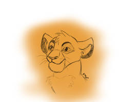 Simba! by kosko99
