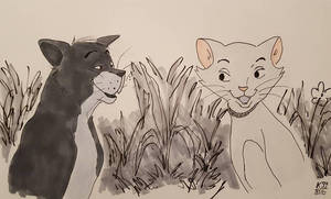 The Aristocats! by kosko99