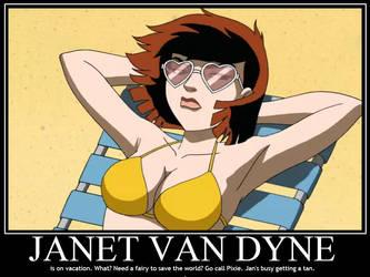Janet Van Dyne demote by Sailmaster-Seion