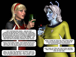 Captains and Cocktails - Captioned by Sailmaster-Seion