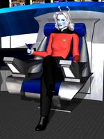 Captain Venthen: TNG by Sailmaster-Seion
