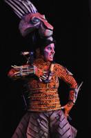 Scar - Lion King Musical SDCC Masq 2012 #2 by temperance