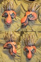 Scar Headdress by temperance
