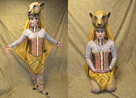 Lioness - Lion King Musical by temperance