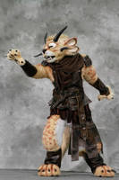 SDCC 2013 Masquerade - Charr 2 by temperance
