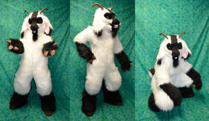 Gregory Goat by temperance