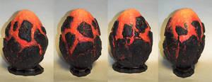 Magma  Dragon Egg by temperance
