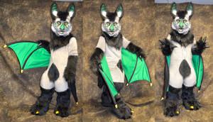 Softy Pokewolf the Bat by temperance