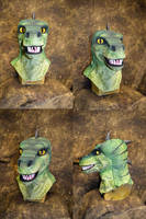 Durandal the Raptor Head by temperance