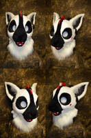 Full House Dutch Angel Dragons - Rummy Head by temperance
