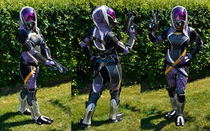 Tali Z'orah from Mass effect by temperance