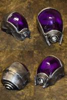 Tali Helmet by temperance