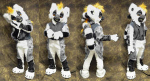 Fog the Ring Tailed Lemur by temperance