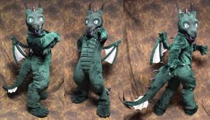 Sergov the Dragon by temperance