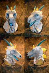 Nemerix the Dragon Head by temperance