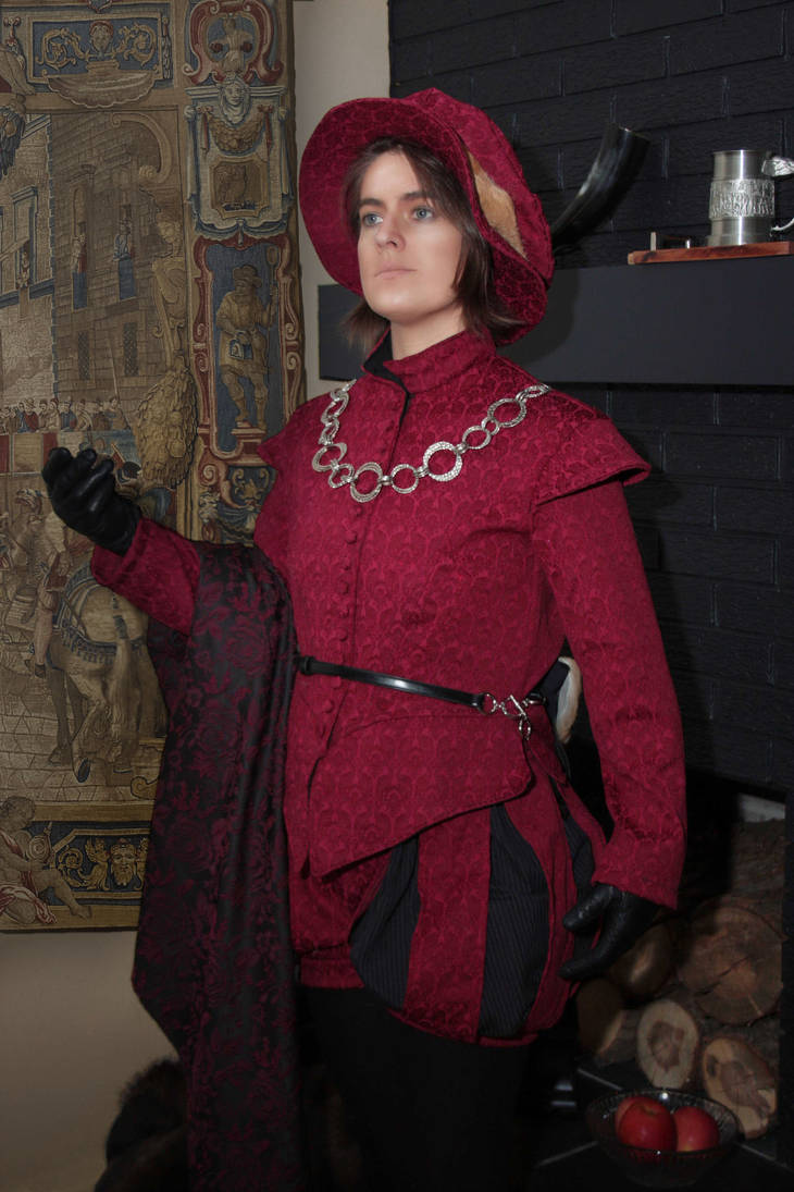 Tudor Prince - Historical cosplay by temperance