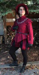 Tudor Prince - Historical cosplay2 by temperance