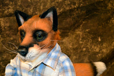 Fox Puppet 2 by temperance