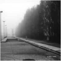 Unlit Street by khrisjuhlin