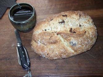 The perfect soda bread? by glasslinger