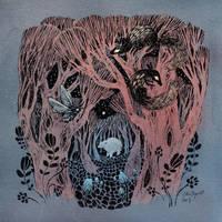 Midnight Grove by ullakko