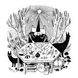 Magician by ullakko