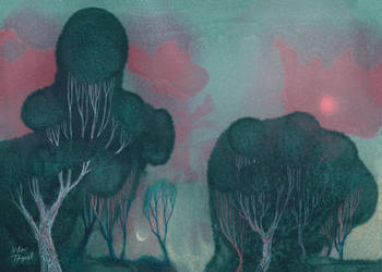 Deep Teal by ullakko