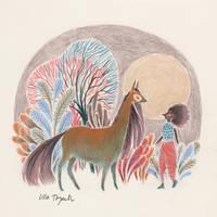 Jungle Pony by ullakko