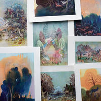 Art prints by ullakko