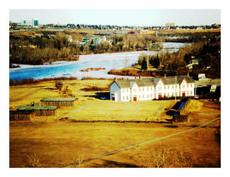 Fort Calgary by PitifulRain
