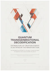 QUANTUM TRANSGENERATIONAL DECODIFICATION by Metric72