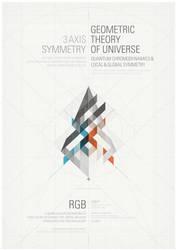Geometric Theory of Universe by Metric72