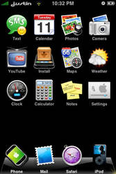 My Customized iPhone by eVision