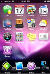 Updated Customized iPhone by eVision