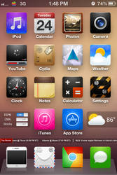 My new iPhone Setup by eVision