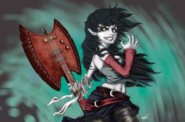 Marceline by Leanarte