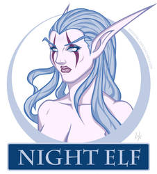 Night Elf by rehsurc