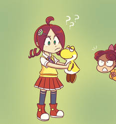 Panel De Puyo Attack. by taeshilh