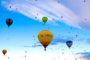 Balloon Fiesta by NadiasPortfolio