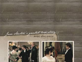 Jane Austen by dop12