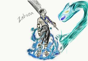 Zabuza by brawleri