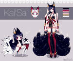 Kitsune (CLOSED) by milloli