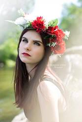Rachel #4 by AurelieChen