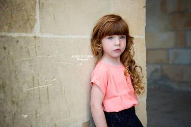 Zoe #4 by AurelieChen