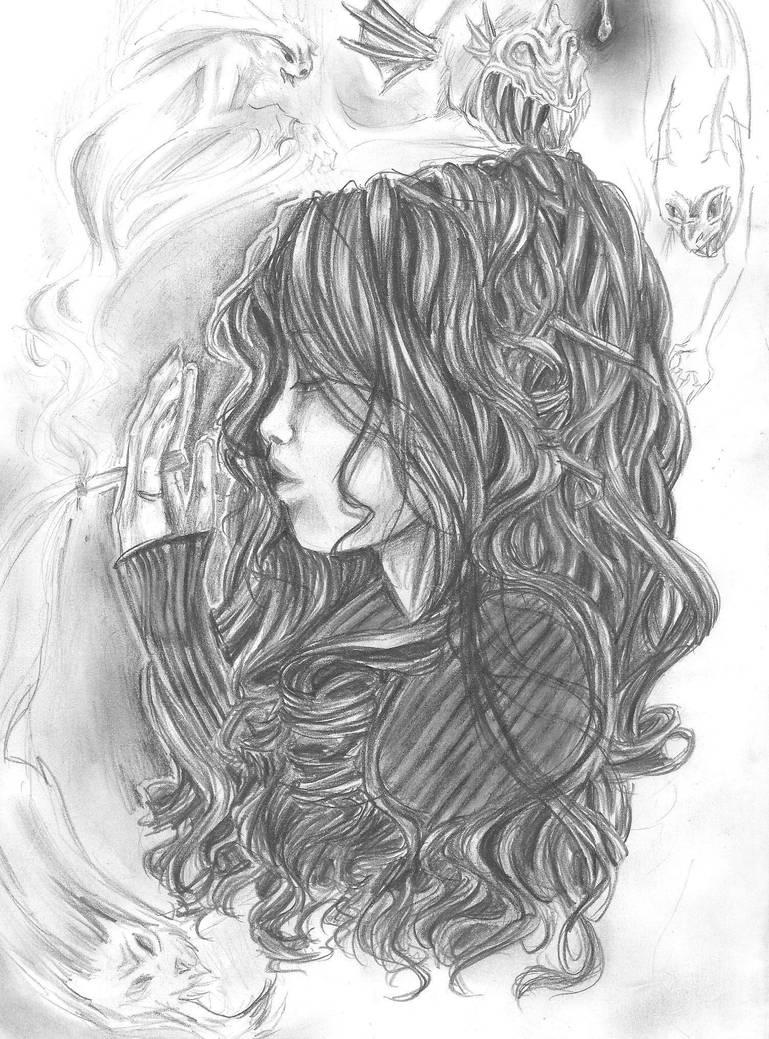 Smoke W.I.P by CelestialTea96