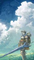 Fanart by AsakawaKeiji